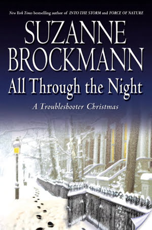 Review: All Through the Night by Suzanne Brockmann.