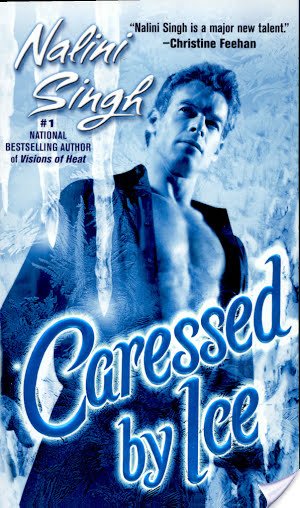 Throwback Thursday Review: Caressed by Ice by Nalini Singh