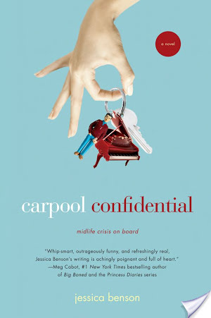 Review: Carpool Confidential by Jessica Benson
