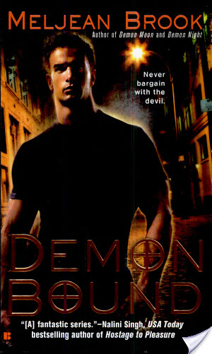 Review: Demon Bound by Meljean Brook