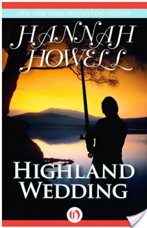 Lightning Review: Highland Wedding by Hannah Howell
