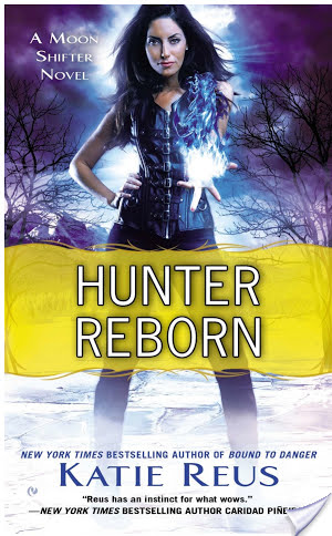 Guest Review: Hunter Reborn by Katie Reus