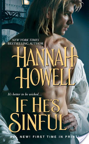 Guest Reviews: If He's Sinful and If He's Wild by Hannah Howell