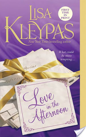 Review: Love in the Afternoon by Lisa Kleypas