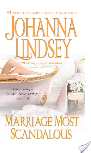 Review: Marriage Most Scandalous by Johanna Lindsey