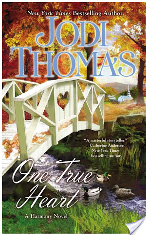 Guest Review: One True Heart by Jodi Thomas