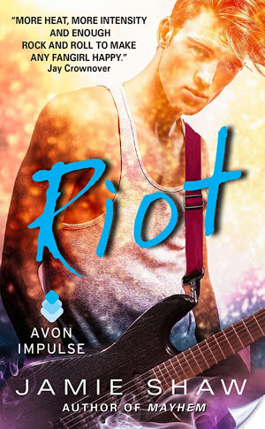 Guest Review: Riot by Jamie Shaw