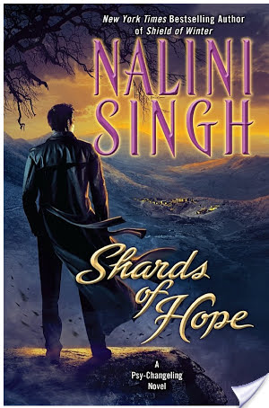 Guest Review: Shards of Hope by Nalini Singh