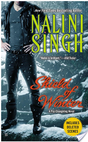 Review (+ Giveaway): Shield of Winter by Nalini Singh