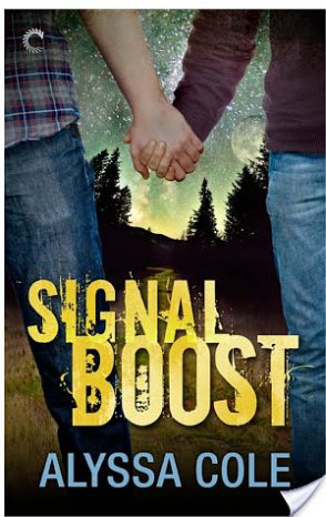 Guest Review: Signal Boost by Alyssa Cole
