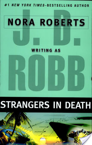 Joint Review: Strangers in Death by J.D. Robb
