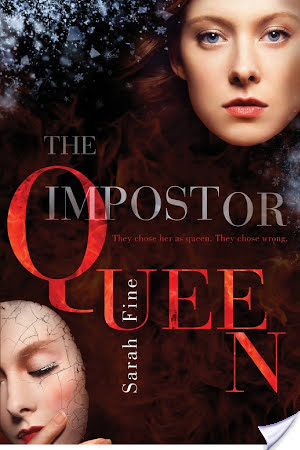 Guest Review: Impostor Queen by Sarah Fine