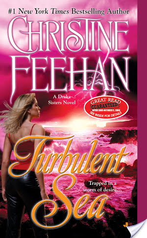 Review: Turblent Sea by Christine Feehan
