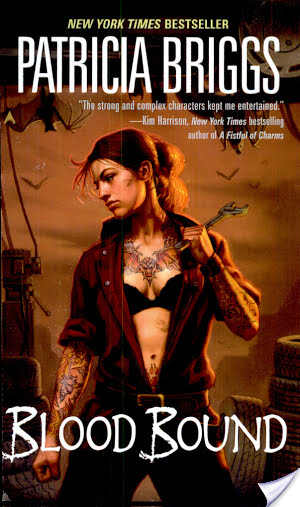 Blood Bound (Mercy Thompson, #2) by Patricia Briggs