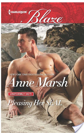 Guest Review: Pleasing Her SEAL by Anne Marsh