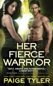 Guest Review: Her Fierce Warrior by Paige Tyler