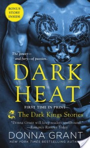 Guest Review: Dark Heat: The Dark Kings Stories by Donna Grant