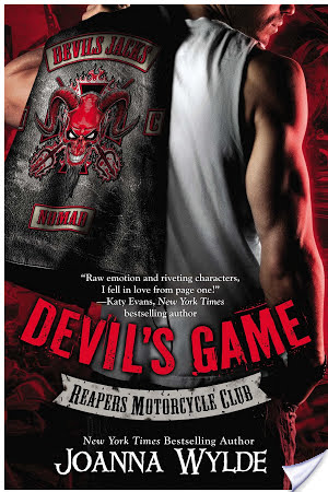 Review: Devil's Game by Joanna Wylde
