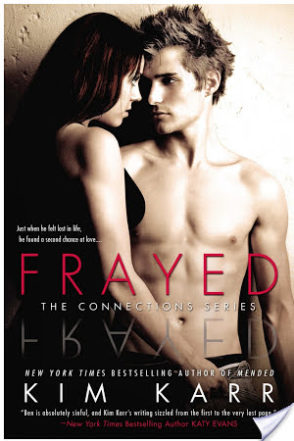 Guest Review: Frayed by Kim Karr