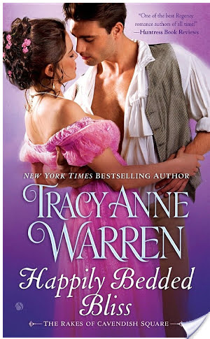 Guest Review: Happily Bedded Bliss by Tracy Anne Warren
