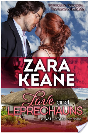 Guest Review: Love and Leprechauns by Zara Keane