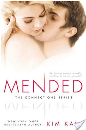 Guest Review: Mended by Kim Karr