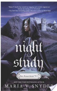 Review: Night Study by Maria V. Snyder