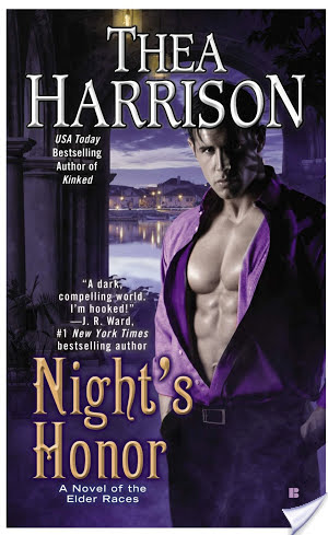 Guest Review: Night's Honor by Thea Harrison
