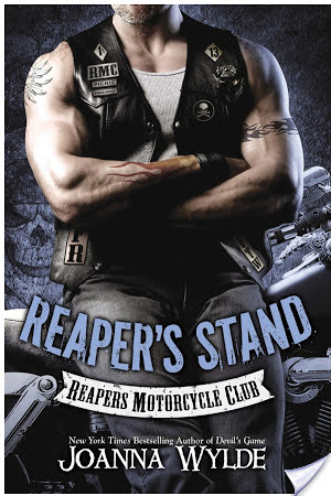 Guest Review: Reaper's Stand by Joanna Wylde