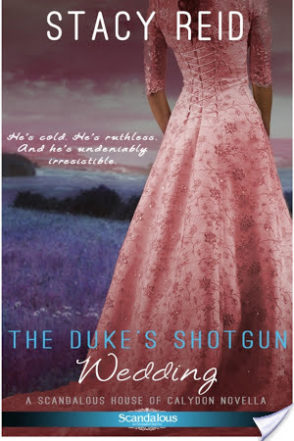 Guest Review: The Duke's Shotgun Wedding by Stacy Reid