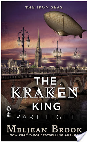 Review: The Kraken King Part VIII: The Kraken King and The Greatest Adventure by Meljean Brook (+a Giveaway!)