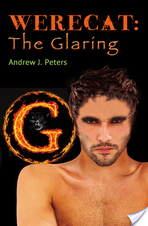 Review: The Glaring – Werecat book 2 by Andrew J. Peters