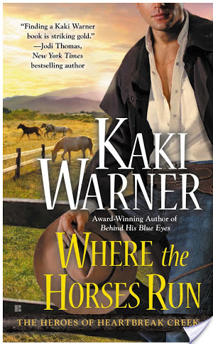 Review: Where the Horses Run by Kaki Warner (+ a Giveaway!)