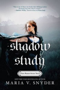 Guest Review: Shadow Study by Maria V. Snyder