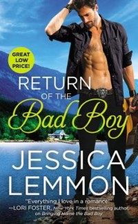Return of the Bady Boy by Jessica Lemmon