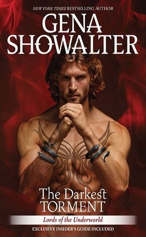 Review: The Darkest Torment by Gena Showalter