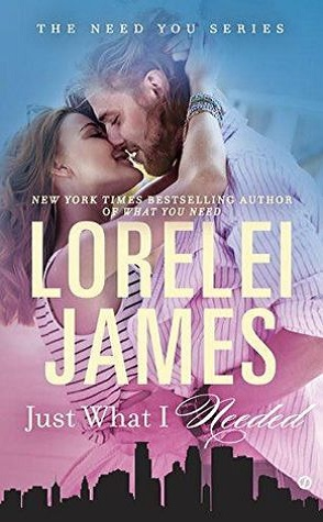 Guest Review: Just What I Needed by Lorelei James