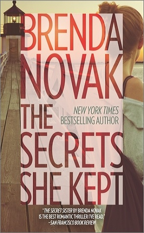 Review: The Secrets She Kept by Brenda Novak