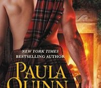 Guest Review: A Highlander's Christmas Kiss by Paula Quinn