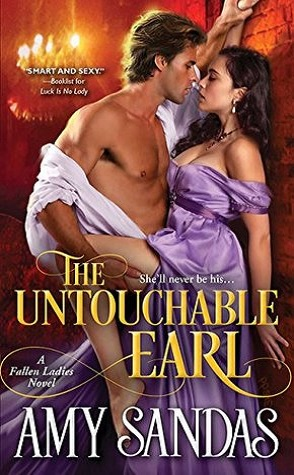 Guest Review: The Untouchable Earl by Amy Sandas