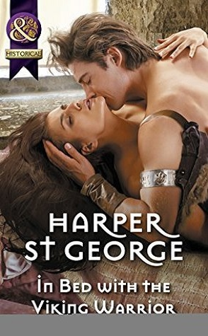 Guest Review: In Bed with the Viking Warrior by Harper St. George