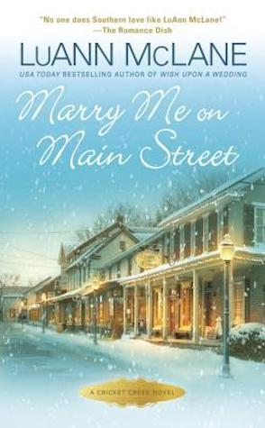 Guest Review: Marry Me on Main Street by LuAnn Rice