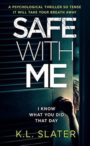 Guest Review: Safe With Me by K.L. Slater