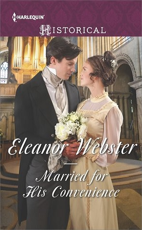Guest Review: Married for His Convenience by Eleanor Webster