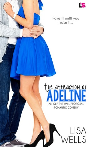 Guest Review: The Attraction of Adeline by Lisa Wells
