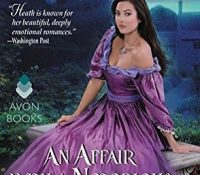 Review: An Affair with a Notorious Heiress by Lorraine Heath