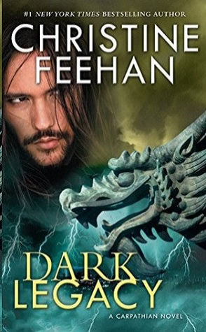 Review: Dark Legacy by Christine Feehan