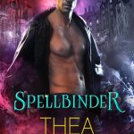 Spellbinder by Thea Harrison Book Cover
