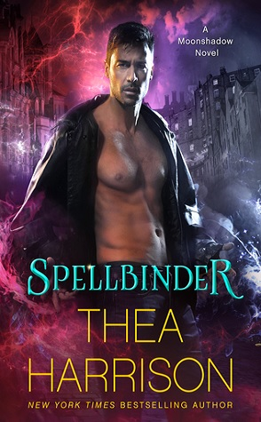 Review: Spellbinder by Thea Harrison