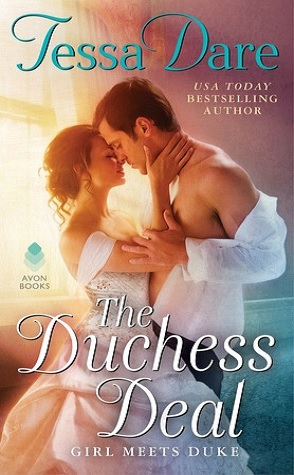 Review: The Duchess Deal by Tessa Dare